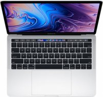 Apple Macbook Pro 13 with retina Display and Touch Bar Mid 2019 MV9A2 512Gb Silver