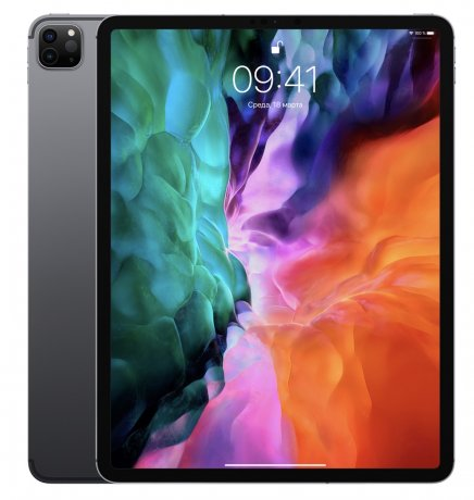 Apple iPad Pro 12.9 (2020) 256Gb Wi-Fi + Cellular Space Gray