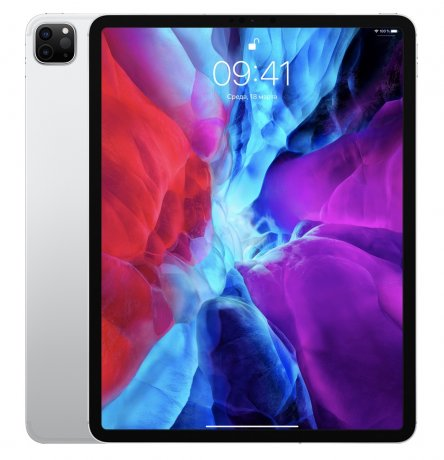 Apple iPad Pro 12.9 (2020) 512Gb Wi-Fi + Cellular Silver