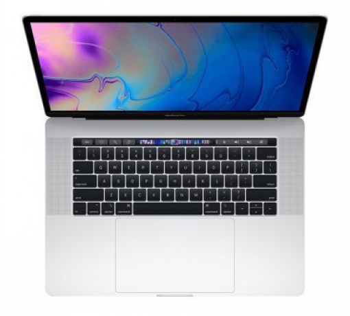 Apple Macbook Pro 15 with retina Display and Touch Bar Mid 2019 MV922 256Gb Silver